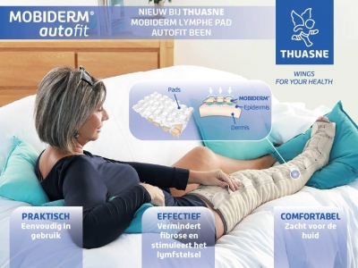 NIEUW: Mobiderm Autofit voor de benen