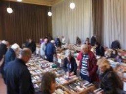 Boekenmarkt in de veldkerk