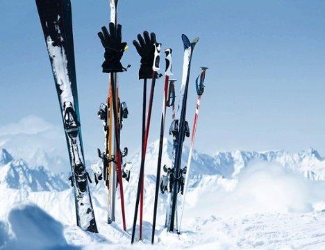 Wintersport is een feest!