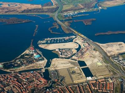 Waterfront: Vroeger, nu en wat komen gaat, in beeld en film