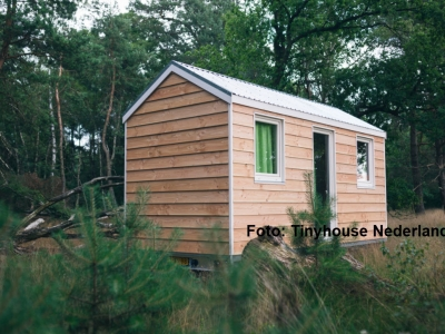 Komst Tiny Houses aan Rappad nog onzeker