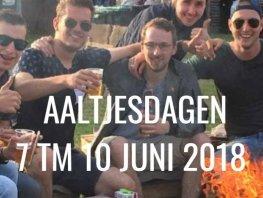 Aaltjesdagen 2018 Harderwijk