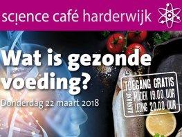 Science Café Wat is gezonde voeding?