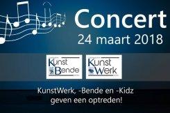 Gratis concert jeugdorkesten KNA Hierden