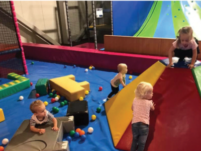 Mommy Event bij Kok Experience