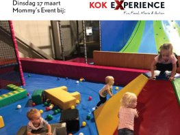 Mommy Event bij Kok Experience