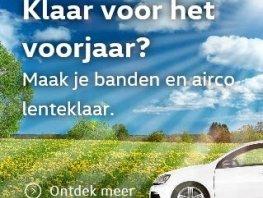 Is uw Volkswagen klaar voor hogere temperaturen?