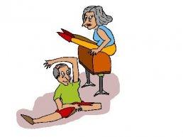 Bijeenkomst Senioren in Beweging