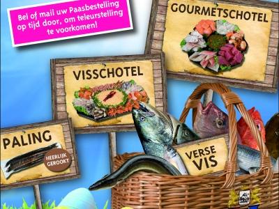 Maak jezelf en je gasten blij met vis van Dries!