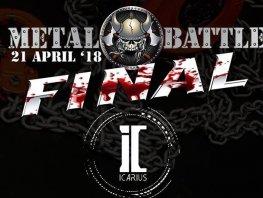 Finale metalbattle