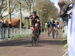 """Wielerevenement 11e """"Omloop van Hierden"""" op zaterdag 21 april 2018"""