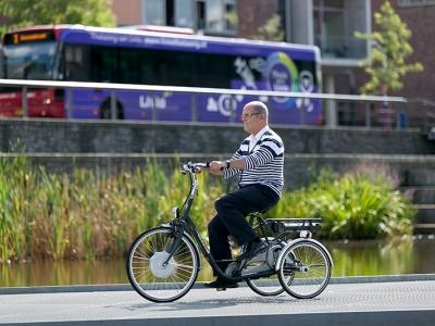 Driewielfiets Ontdekdag in Harderwijk