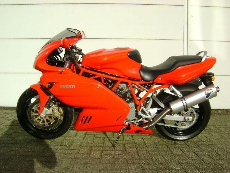 Te koop Ducati 620S (in prijs verlaagd)