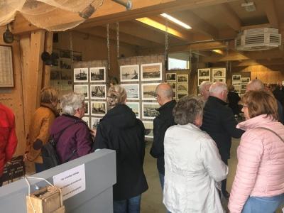 Veel belangstelling voor expositie in de Vischafslag