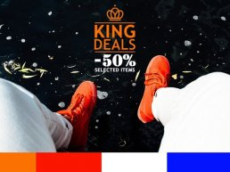 King Deals bij Germano Menswear