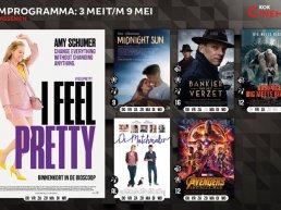 Het filmprogramma bij Kok CinemaxX van 3 mei t/m 9 mei