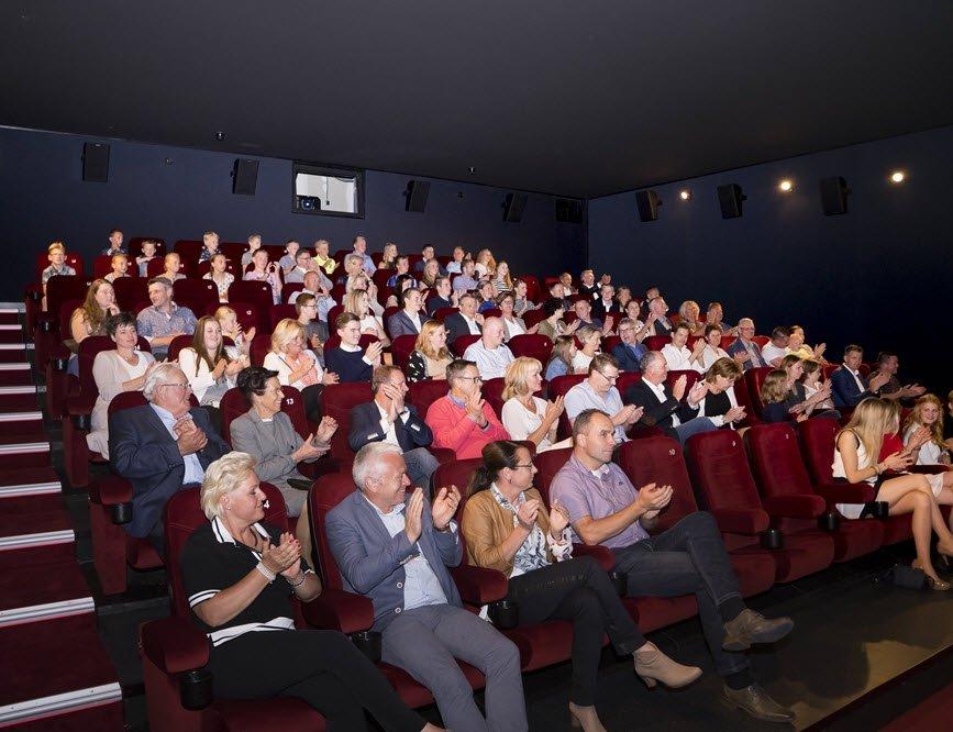 Winnaar vrijkaarten Kok CinemaxX