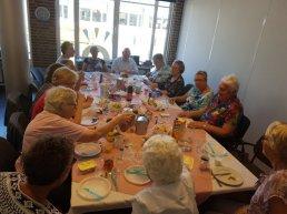 """""""Lente"""" lunch bij Thuishuiselijke Zondag"""