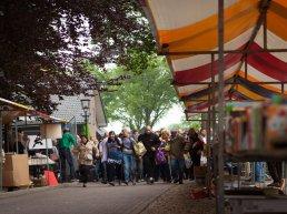 Op zaterdag 19 mei is het weer zo ver: de jaarlijkse rommelmarkt in Hierden