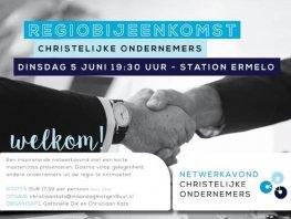 Netwerkavond voor christelijke ondernemers