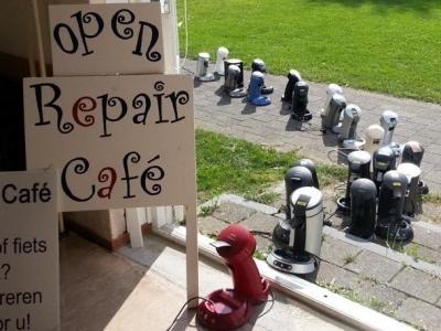 Repair Café Harderwijk nu ook op zaterdag op De Rietmeen!