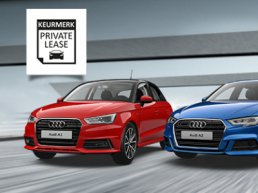 Actie: Audi Private Lease
