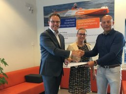 Rabobank verlengt sponsorovereenkomst met Kunst Na Arbeid Hierden