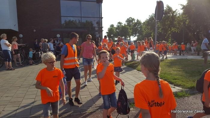 Avondvierdaagse Harderwijk 28 mei 2018 2