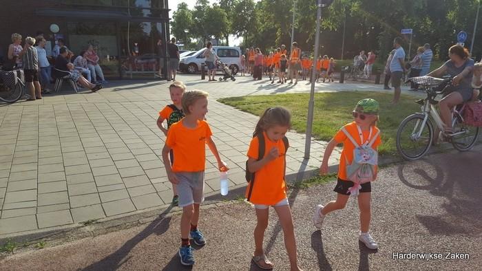 Avondvierdaagse Harderwijk 28 mei 2018 3