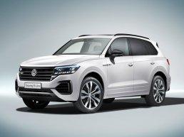 Introductie nieuwe Volkswagen Touareg