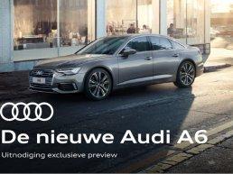 Introductie nieuwe Audi A6 Limousine