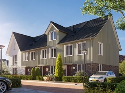 Op zaterdag 2 juni 2018 gaan 46 nieuwbouw woningen in verkoop op het Noordereiland