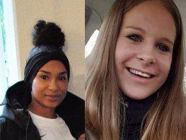 Twee meiden uit Ermelo vermist