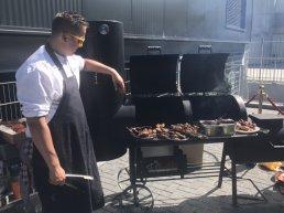 Vaderdag Barbecue