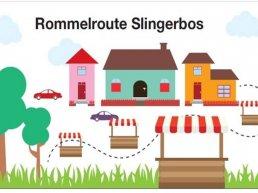 Rommelroute Slingerbos