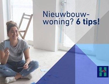 Tips voor oplevering van een nieuwbouwwoning
