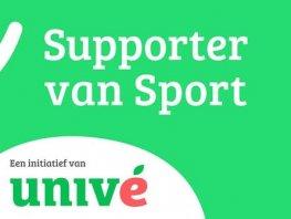TV Frankrijk laat jeugd in Harderwijk kennismaken met tennis