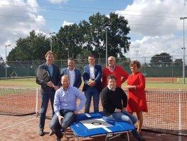Samen sterk en samen aan het werk voor een vitaal 'Sportdorp Hierden'