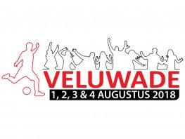 Voor het eerst vrouwen voetbal op de Veluwade!