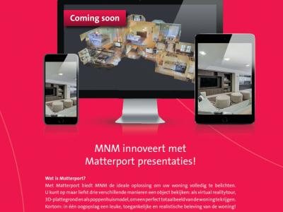 Midden Nederland Makelaars innoveert met Matterport presentaties!