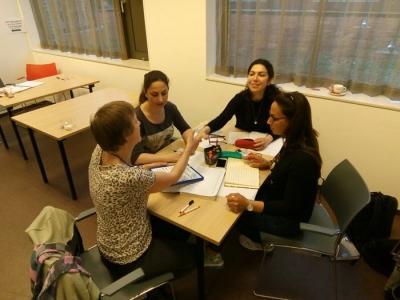 Taalvrijwilligers gezocht voor het Taalcafé Harderwijk op donderdagavond