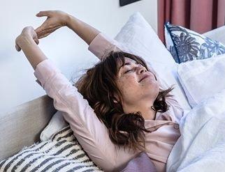 Nooit meer last van nachtzweten!