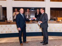 Bert van Bijsteren verruilt politiek Harderwijk voor politiek Arnhem