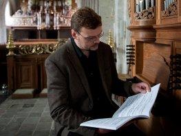 Sietze de Vries opent orgelserie op Bätz-orgel in Harderwijk