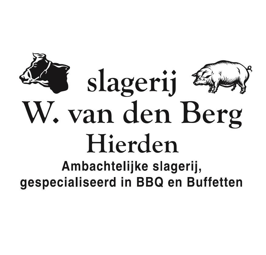 Aanbieding Slagerij van den Berg Hierden van 12 juli t/m 25 juli 2018