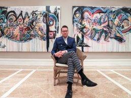 Harderwijk krijgt kunstwerk van kunstenaar Riezebos