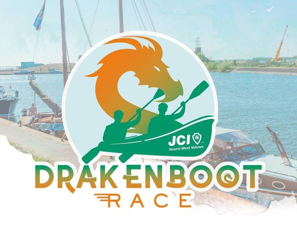 Meedoen met de JCI Drakenbootrace