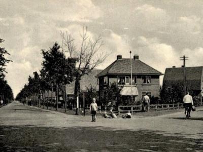 Herinner je je Harderwijk: Hoek Hierdenseweg/Kampweg