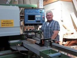 Bouwbedrijf Jaap Boonen viert haar veertig jaar bestaan