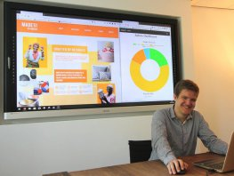 Flexyz helpt vluchtelingen hun vaardigheden benutten